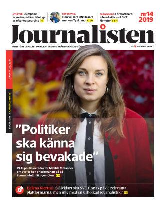 Journalisten 2019-11-21