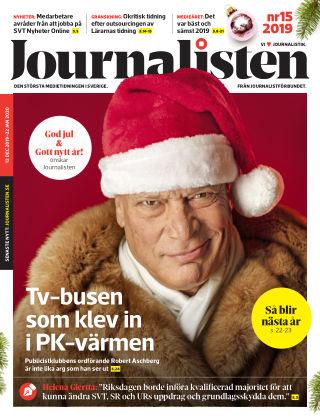 Journalisten 2019-12-12