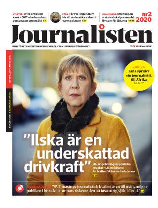 Journalisten 2020-02-13