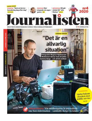 Journalisten 2020-03-26