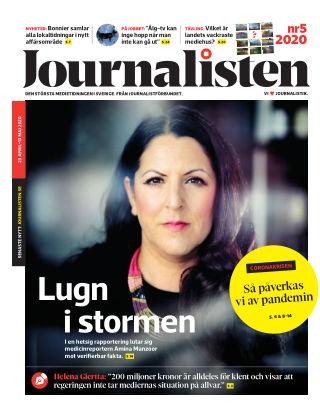 Journalisten 2020-04-23