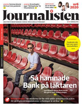 Journalisten 2020-05-14