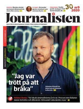 Journalisten 2020-09-03