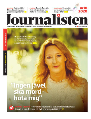 Journalisten 2020-09-24