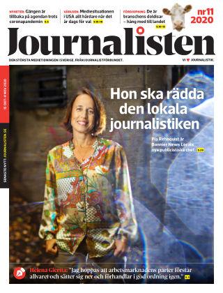 Journalisten 2020-10-15