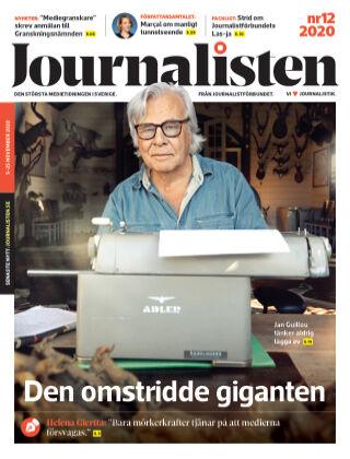 Journalisten 2020-11-05