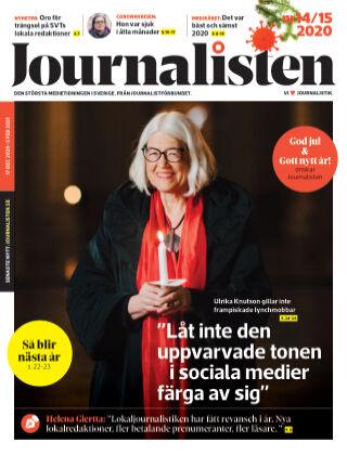 Journalisten 2020-12-17