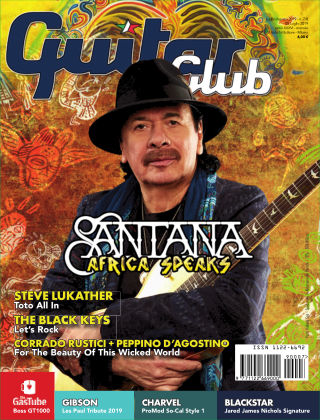 Guitar Club magazine 7/8