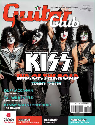Guitar Club magazine 6