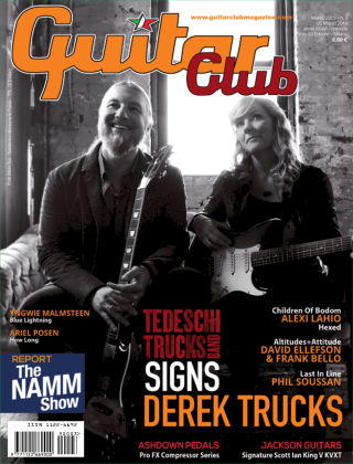 Guitar Club magazine 3