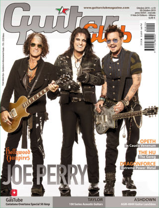 Guitar Club magazine 10