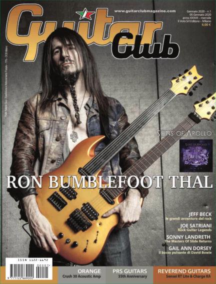 Guitar Club magazine
