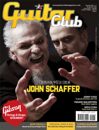 Guitar Club magazine 2