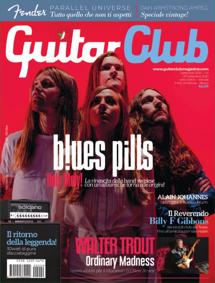 Guitar Club magazine