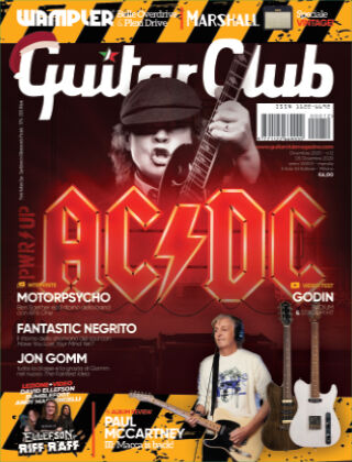 Guitar Club magazine 12