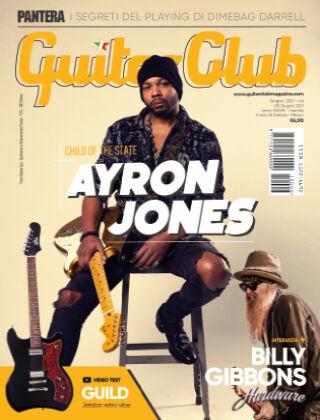 Guitar Club magazine 6