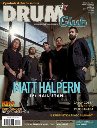 Drum Club magazine 3