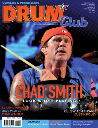 Drum Club magazine 4