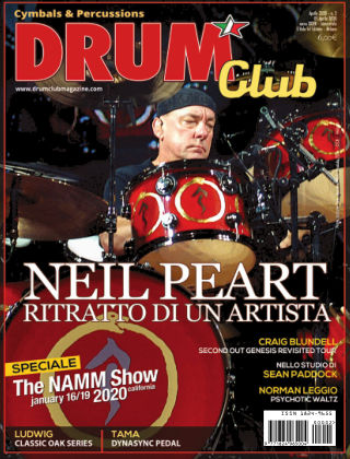 Drum Club magazine 2