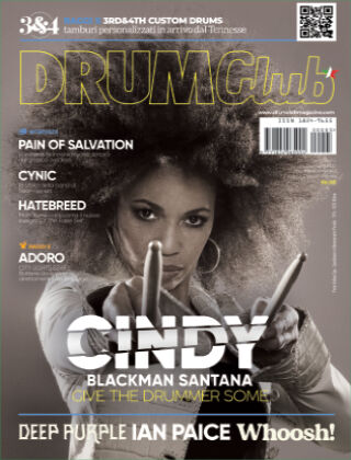 Drum Club magazine 5