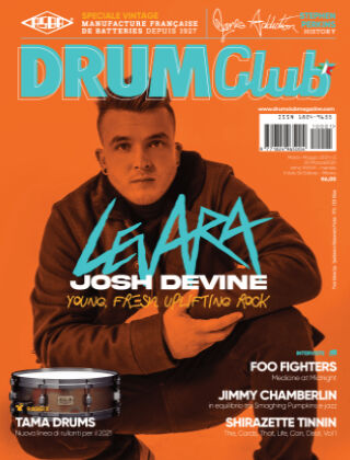 Drum Club magazine 1