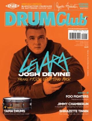 Drum Club magazine 1