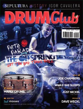 Drum Club magazine 2