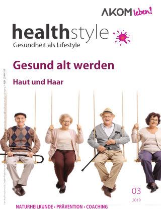 healthstyle – Gesundheit als Lifestyle 03/2019