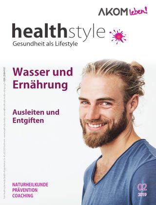 healthstyle – Gesundheit als Lifestyle 02/2019