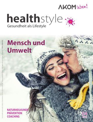 healthstyle – Gesundheit als Lifestyle 04/2019