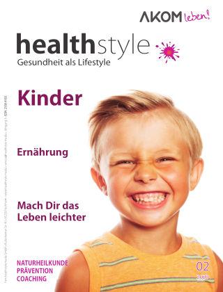 healthstyle – Gesundheit als Lifestyle 02/2020