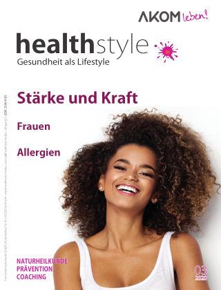 healthstyle – Gesundheit als Lifestyle 03/2020