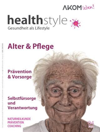 healthstyle – Gesundheit als Lifestyle 04/2020