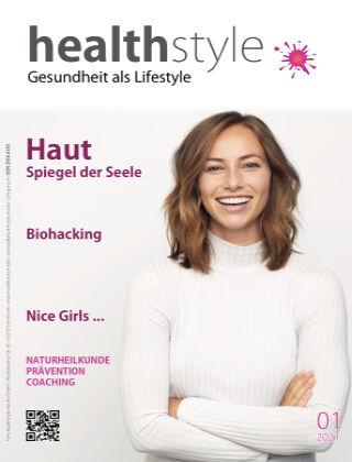 healthstyle - Gesundheit als Lifestyle - Prävention, Coaching, Naturheilkunde 01/2021