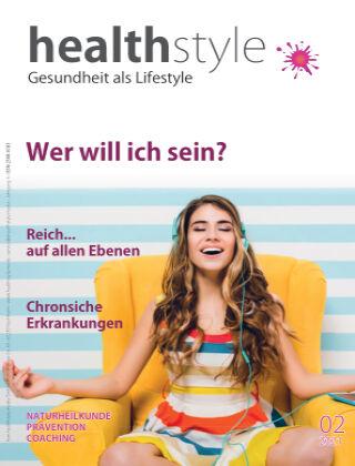 healthstyle - Gesundheit als Lifestyle - Prävention, Coaching, Naturheilkunde 02/2021