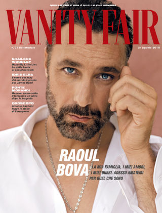 Vanity Fair Italia 33 2019