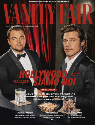 Vanity Fair Italia 35 2019