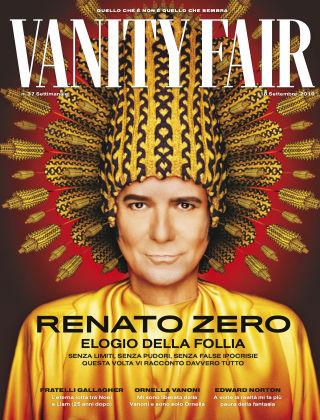 Vanity Fair Italia 37 2019