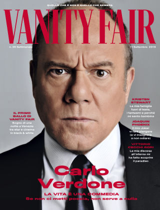 Vanity Fair Italia 36 2019