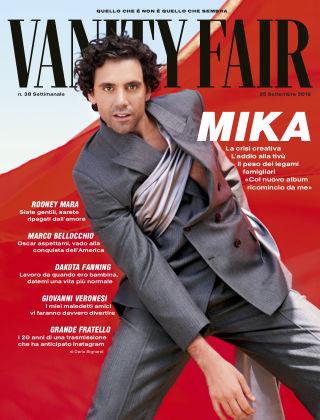 Vanity Fair Italia 38 2019