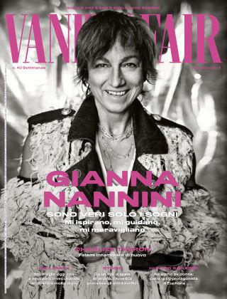 Vanity Fair Italia 40 2019