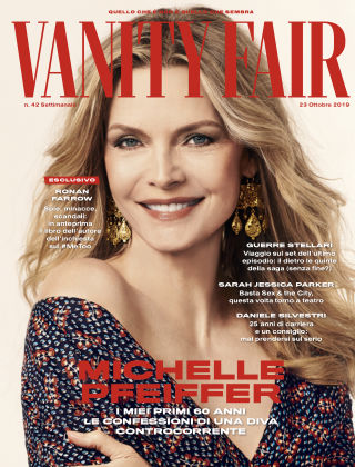Vanity Fair Italia 42 2019