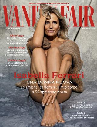 Vanity Fair Italia 44 2019