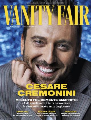Vanity Fair Italia 45 2019