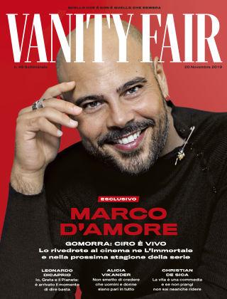 Vanity Fair Italia 46 2019