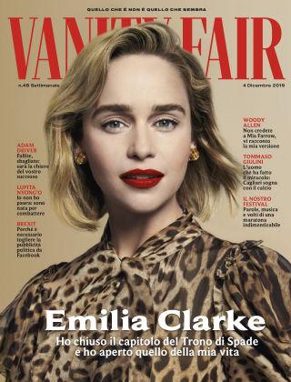 Vanity Fair Italia 48 2019