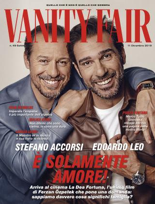 Vanity Fair Italia 49 2019