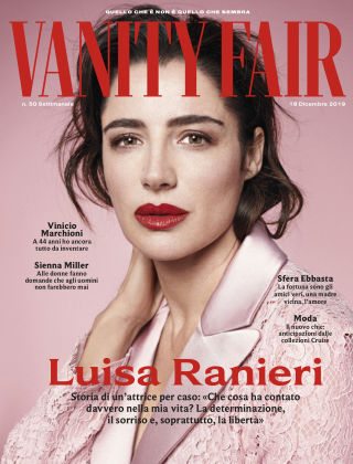 Vanity Fair Italia 50 2019