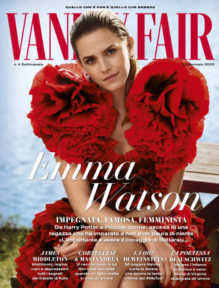 Vanity Fair Italia 4 2020