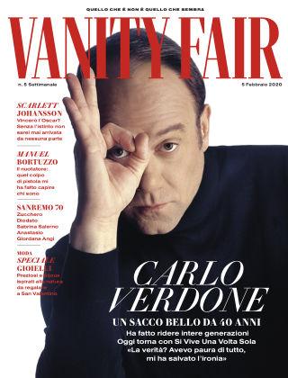 Vanity Fair Italia 5 2020